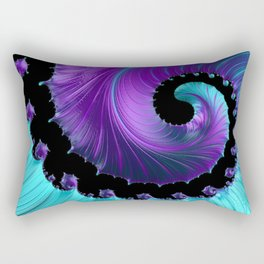 The Calm Before The Storm Rectangular Pillow