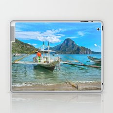 Palawan Beach Philippines Laptop & iPad Skin