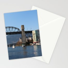 Burrard Bridge Stationery Cards