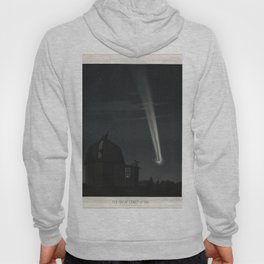 The Trouvelot Astronomical Drawings (1881) - The Great Comet of 1881 Hoody