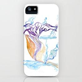 Mývatn iPhone Case