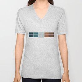 Color Scheme Unisex V-Neck