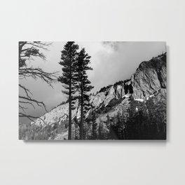 Mammoth Lakes 3 Metal Print