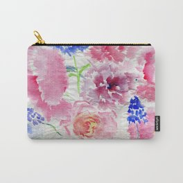 May Posey Carry-All Pouch