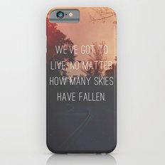 Fallen Skies iPhone 6s Slim Case