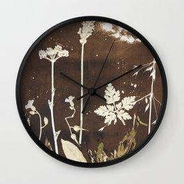 Sienna Sky Wall Clock