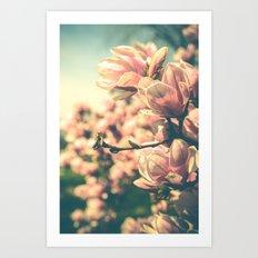 Spring Equinox Art Print