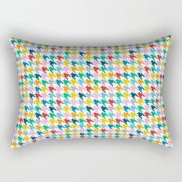 Puppytooth #2 Rectangular Pillow