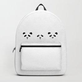 No Evil Panda Backpack
