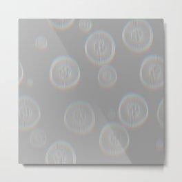 jellyghost Metal Print