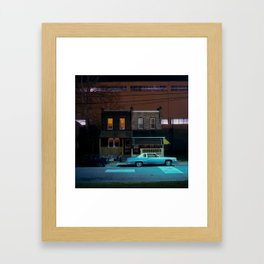Chester Framed Art Print