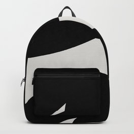 Abstract Form 05 Backpack