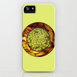 Pasta + Beans iPhone Case