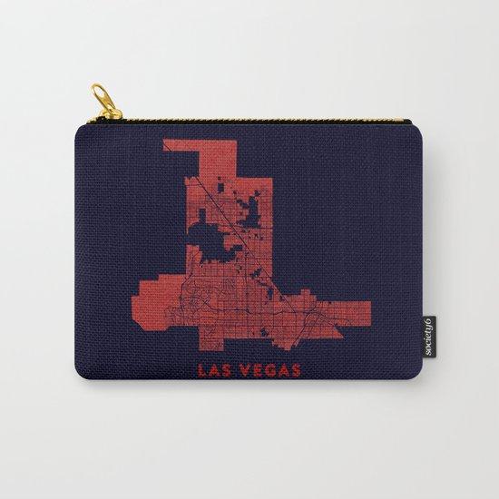 Las Vegas Map by chiachiatu