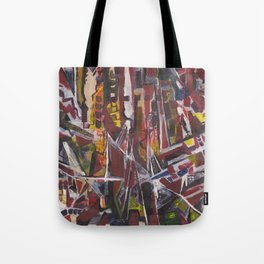 Abstract 2014/11/30 Tote Bag
