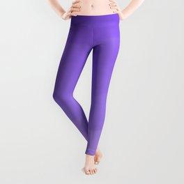 Dreamy Purple Fluff Leggings
