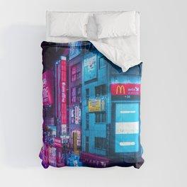 Post Apocalyptic Neon City Blues  - Tokyo Comforters