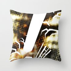 SpaceX Celebration Throw Pillow