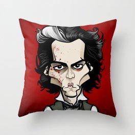 Sweeney Throw Pillow