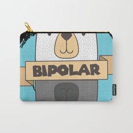 Bipolar Bear Carry-All Pouch