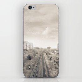 Vantage Point iPhone Skin