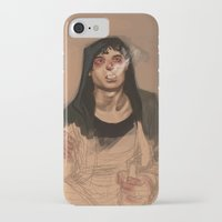 grantaire iPhone & iPod Cases featuring Decadency by Marta Milczarek
