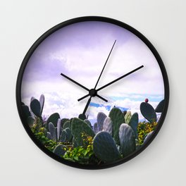 the excursion of the mouse family Wall Clock