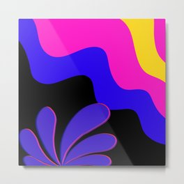 Cool for the summer Metal Print