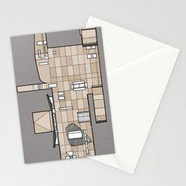 Fachada Stationery Cards
