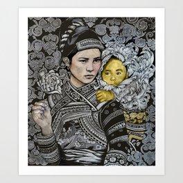 The Golden Ratio Art Print
