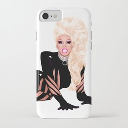 RuPaul, Drag Queen, RuPaul's Drag Race iPhone Case