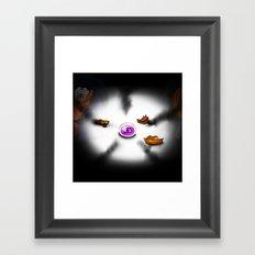 obito Framed Art Print