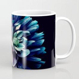Pink Dahlia In the Last Rays of Sunset Coffee Mug
