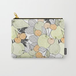 Fruit market . Retro . Carry-All Pouch