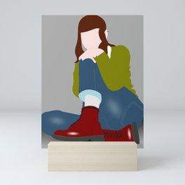 Me new DM's Mini Art Print