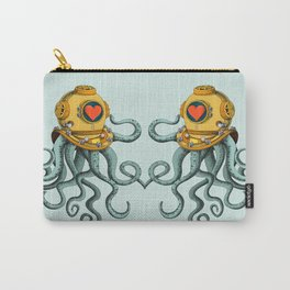 I'm falling in love with you? (right) Carry-All Pouch