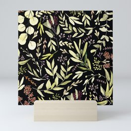 Eucalyptus in Autumn Mini Art Print