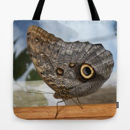 Costa Rican Butterfly Tote Bag