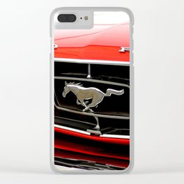 Ford Clear iPhone Case