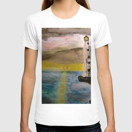 """Two Lights"" T-shirt"
