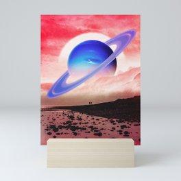 Cerulean Mini Art Print