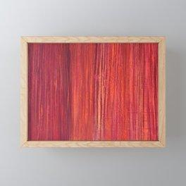 Blaze Framed Mini Art Print