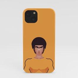 Bruce iPhone Case