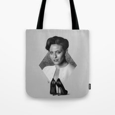 The woman who beat you Tote Bag
