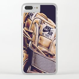 GOAT Sneaker Clear iPhone Case