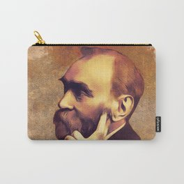 Alfred Nobel, Inventor Carry-All Pouch