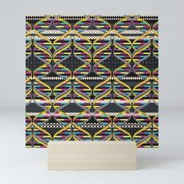 Pattern DNA Mini Art Print