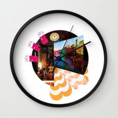 i would go out but (i'd rather just watch youtube videos honestly) Wall Clock