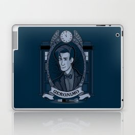 Something Blue Laptop & iPad Skin