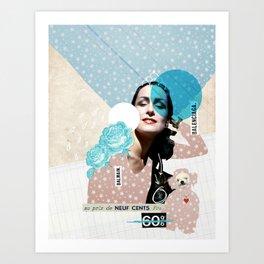 Avarice Art Print